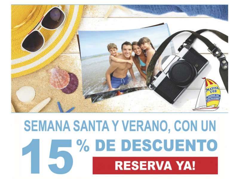 VENTA ANTICIPADA MARINA D´OR